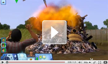 Die sims 3 Traumkarrien - Feature Preview Video