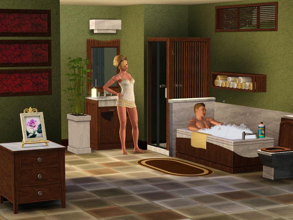 news und events - community - die sims 3, Badezimmer ideen