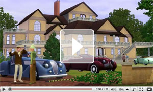 Die Sims 3 Gib Gas-Accessoires Trailervideo