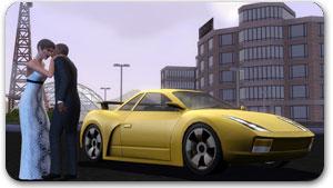 Die sims 3 gib gas accessoires neue screenshots und trailervideo