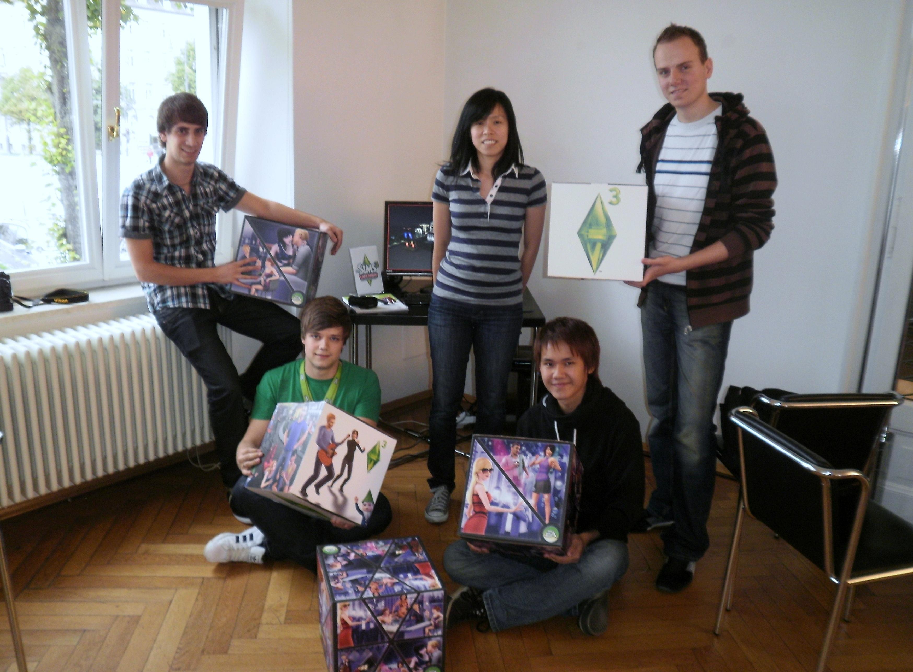 News Und Events Community Die Sims 3